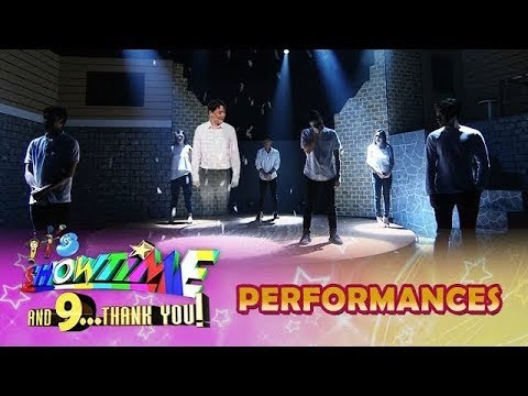 It's Showtime Magpasikat 2018: Team Vhong and Ryan convey a message on bullying in their performance