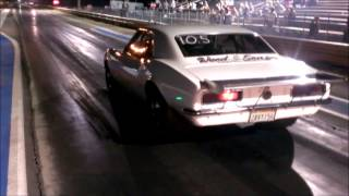 Jake Wood at Redding Drag Strip Street Legal Muscle Car Mania