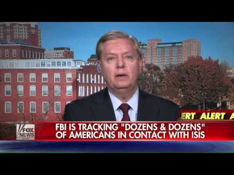 Graham: Obama's incompetency makes another 9/11 very likely
