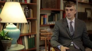 David Kazanjian and Matthew Garrett: A Conversation at Wesleyan University