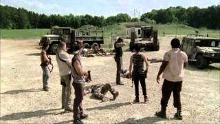 All Character Death Scenes The Walking Dead
