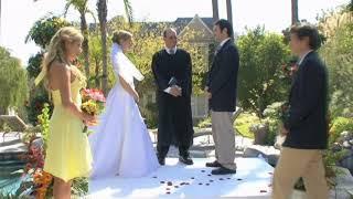 Невеста Упала в Бассейн - Падение на Свадьбе