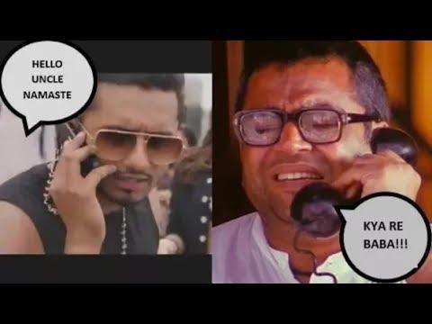 Yo Yo Honey Sing And Paresh Rawal Comedy Scene In Love Dose Song
