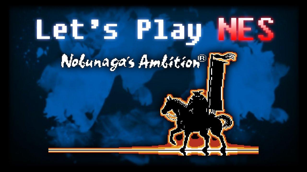 play nobunagas ambition nes