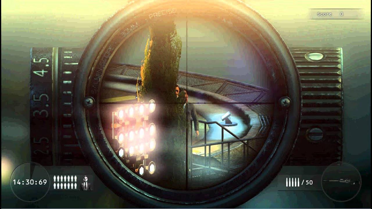 Hitman sniper challenge pc mission 1