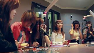 Cherrybelle - Beautiful by PJ Photography (Live at Ardan Radio Bandung - 28 April 2012)