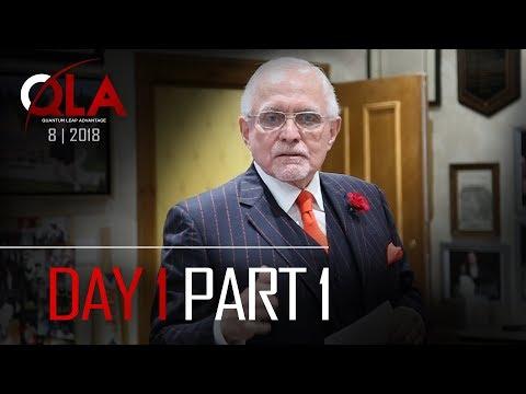 Day 1 Part 1 | August 2018 | Dan Peña QLA Castle Seminar