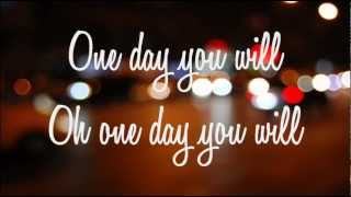 Watch Lady Antebellum One Day You Will video