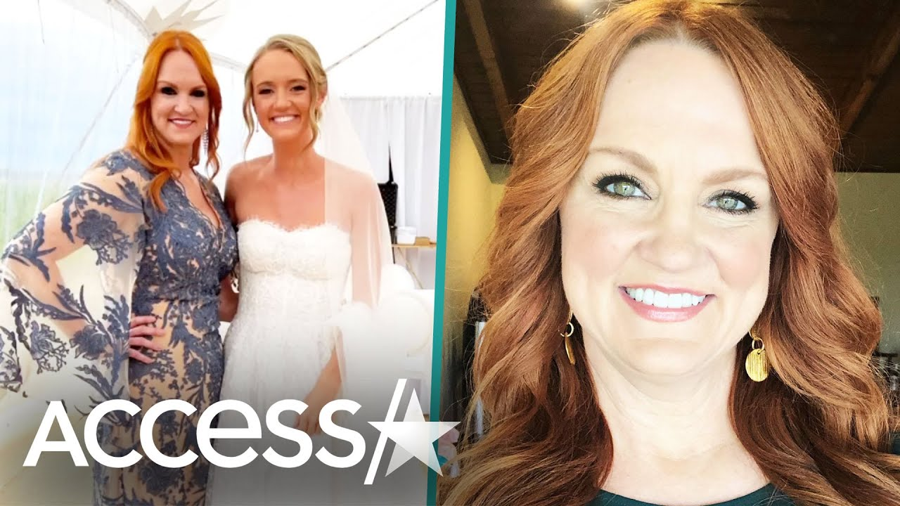 Ree Drummond Shares More Peeks At Alex's Wedding