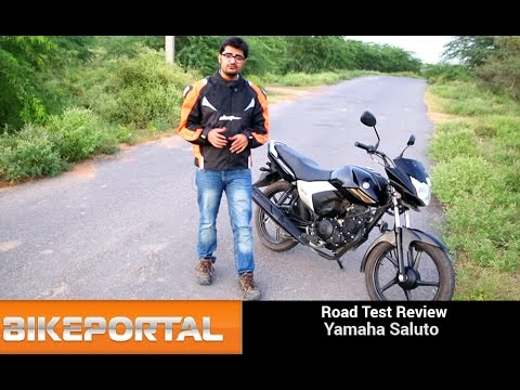 Yamaha Saluto Test Ride Review - Bikeportal