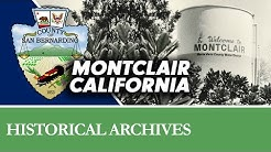 Montclair, CA used to be called Monte Vista?