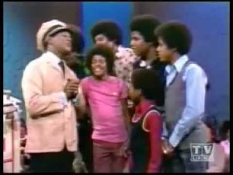 The Jackson 5 (Flip Wilson Show) - Ice Cream Skit