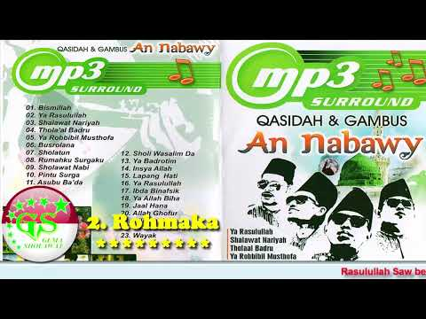 Qasidah & Gambus An Nabawi - MP3 Surround HD