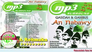 Gambar cover Qasidah & Gambus An Nabawi - MP3 Surround HD