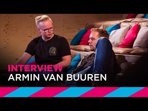 Armin van Buuren droomt nog steeds van #1 plek in DJ Mag Top 100