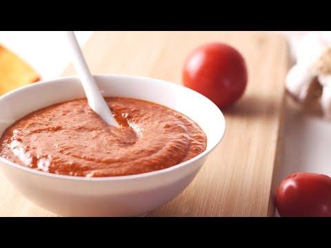 Каталонский соус ромеско | Видеоинструкция