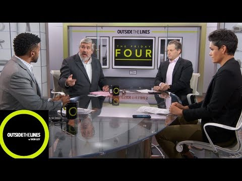 Serena Williams dispute with umpire overshadows U.S. Open final | Outside the Lines | ESPN
