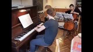 Josef Suk: Trio c-moll Op.2, Adagio