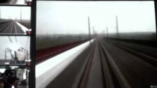 TGV Geschwindigkeits-Weltrekord 574,8 km/h