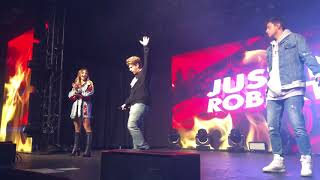 Jake Paul and team 10 live