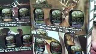 Sportsmans Gold Marinades At The 2010 Shot Show