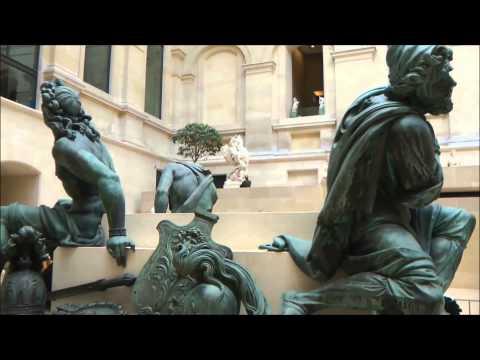 Louvre Museum Paris travel part 4