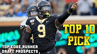Top 2021 NFL Prospects | Edge Rushers