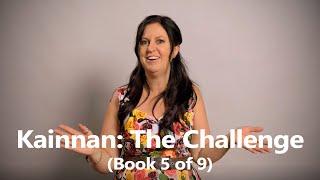 Introducing 'Kainnan: The Challenge' by Belinda Stott