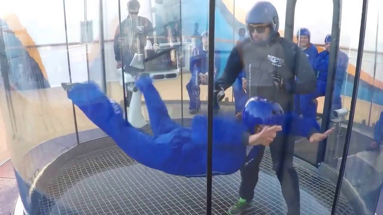 Anthem Of The Seas Ripcord By IFly Indoor Skydiving