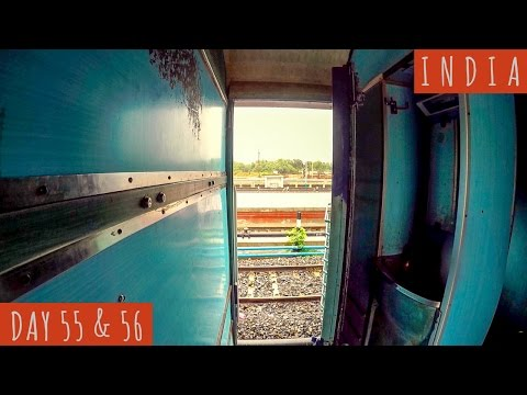 Train from Tripura to Assam | DAY 55 & 56