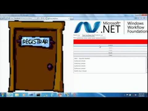 Building State Machine Workflows with Windows Workflow Foundation