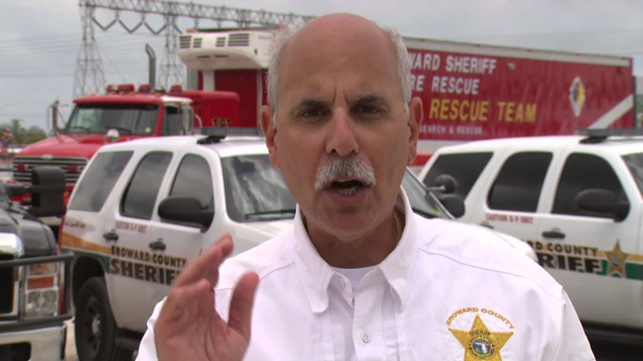 celebrity family feud SHERIFF LAMBERTI TALKS ABOUT BSO AND ...