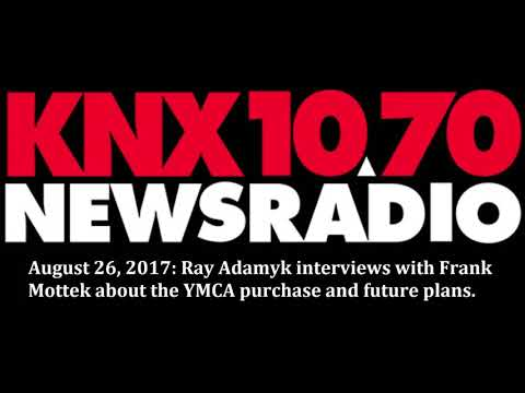 Ray Adamyk - KNX 1070 Interview