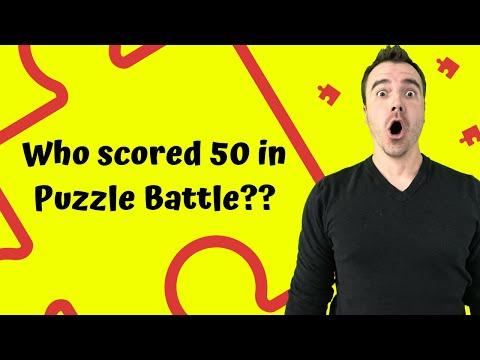 Can Hikaru Nakamura Score 50!? | Puzzle Battle World Championship - Day 1