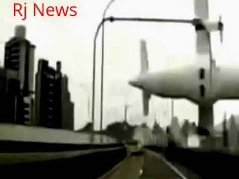 TRANS-ASIA  TAIWAN FLIGHT CRASHING VIDEO R J NEWS