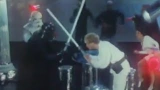 Star Wars 1970s Weird Funny Japanese Hagoromo Sea Chicken Commercial
