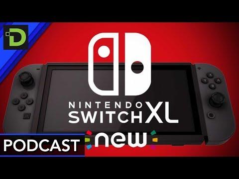 New Nintendo Switch Coming In 2019? | Dark Pixel Podcast: Ep. 125
