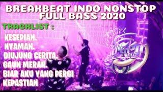 Download lagu DJ KESEPIAN DYGTA - NYAMAN ANDMESH    BREAKBEAT INDO NONSTOP FULL BASS 2020