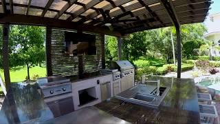 Gambar cover Twin Eagles Outdoor kitchen and Pergola in Weston, FL