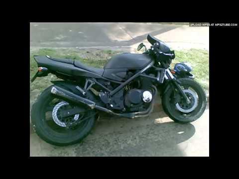 Вперше чую - Suzuki Bandit 400