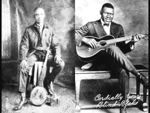 Gus Cannon and Blind Blake: Poor Boy Long Ways From Home (Poor Boy Blues) Fixed Pitch