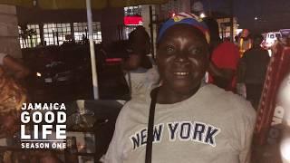 JAMAICA GOOD LIFE - EP2 - Street food in Jamaica with POKEY