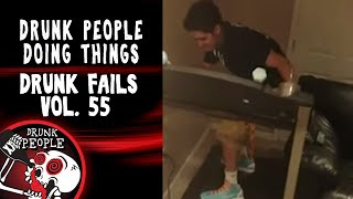 Funniest Drunk Fails Compilation Vol. 55 | Drunk People Doing Things