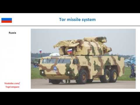 Tor missile system, defence missiles full specs
