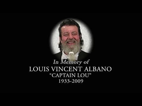 Capt. Lou Albano tribute