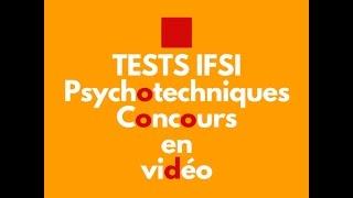 Tests psychotechniques : exercices corrigés