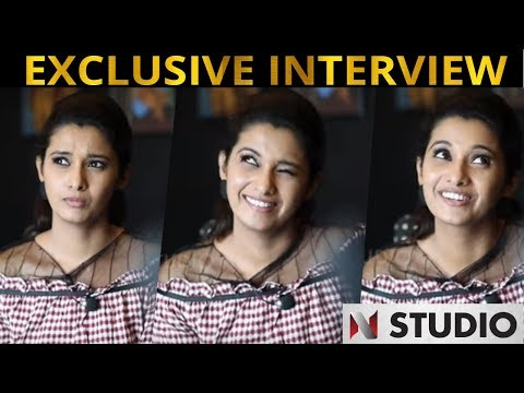 I quitted from Infosys - Actress Priya Bhavani Shankar Interview | Meyaadha Maan | Karthik Subbaraj