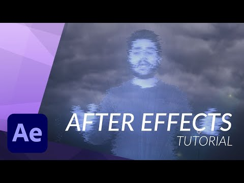 HOW TO CREATE A HOLOGRAM IN AFTER EFFECTS