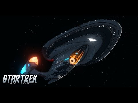 STO (Full Starship Review)- Sovereign/Archon Class ~ Intel Assault Cruiser
