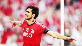 André Gomes | SL Benfica | All 4 Goals | 2012-2014